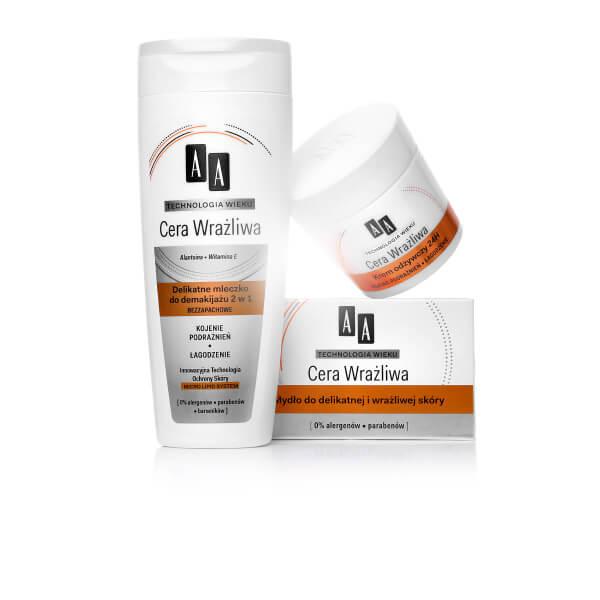 AA Age Technology Sensitive Skin