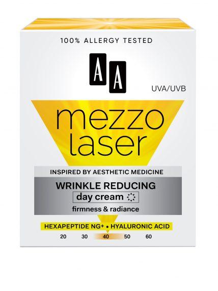Wrinkle decreasing day cream firmness + radiance