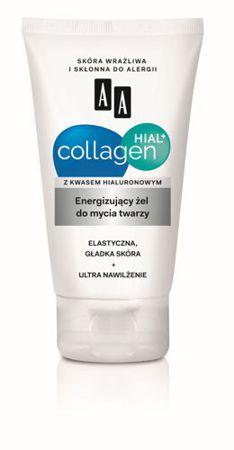 Energizujący żel do mycia twarzy