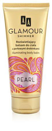 Rozświetlający balsam dociała zperłowymi drobinkami PEARL