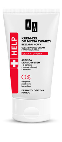 Cleansing gel-cream