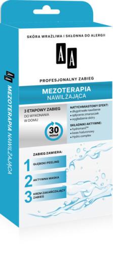 Mezoterapia nawilżająca