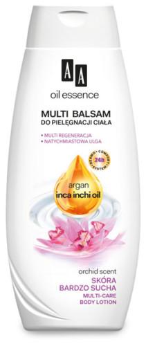 Multi balsam dopielęgnacji ciała, skóra bardzo sucha