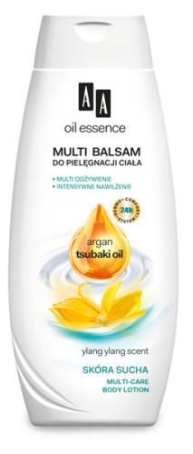 Multi balsam dopielęgnacji ciała, skóra sucha