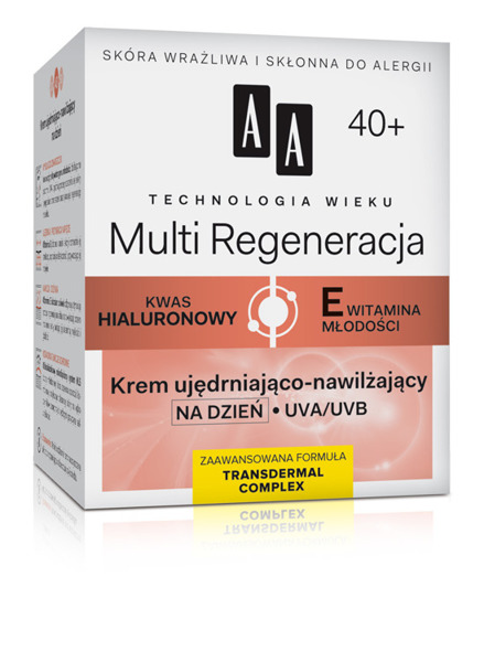 Multi Regeneracja Krem ujędrniająco-nawilżający nadzień