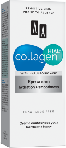 Eye Cream Hydration + Smoothness
