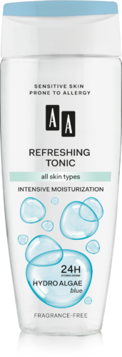 Refreshing tonic all skin types
