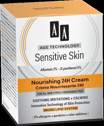 Nourishing 24h cream