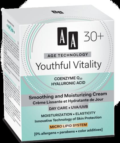 Youthful Vitality Smoothing and moisturizing cream day