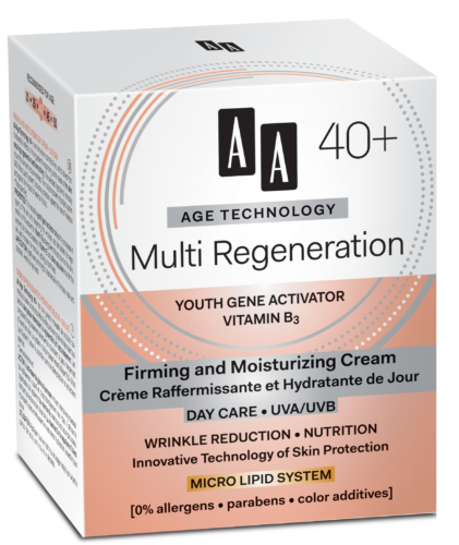 Multi Regeneration Firming and moisturizing day cream