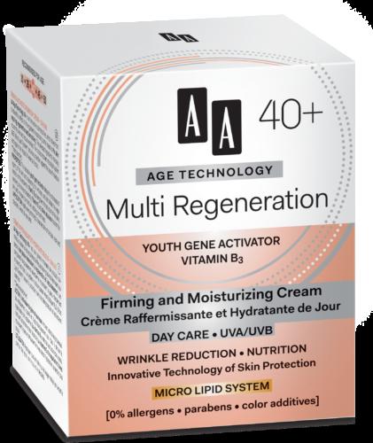 Multi Regeneration Firming and moisturizing day cream