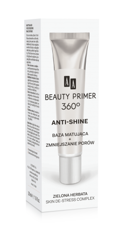 AA Beauty Primer 360° Anti-shine 30 ml