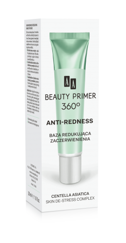 AA Beauty Primer 360° Anti-redness 30 ml