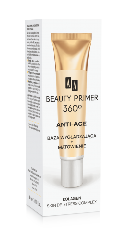 AA Beauty Primer 360° Anti-age 30 ml