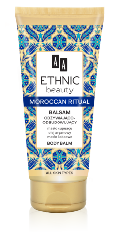 Moroccan ritual, Body balm, 200 ml