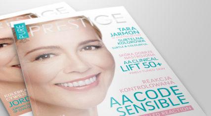 """The new edition of the """"PURE PRESTIGE"""" magazine"""