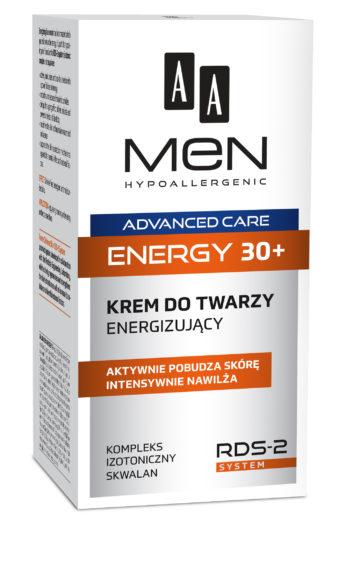 ENERGY 30+ Krem do twarzy energizujący