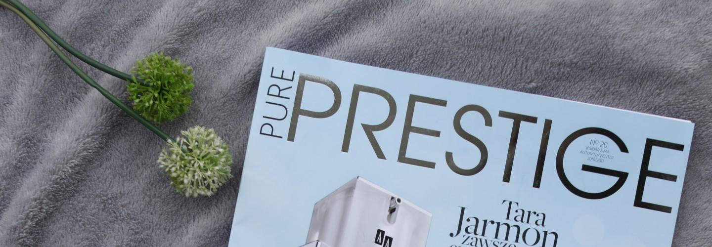 "Nowy numer magazynu ""PURE PRESTIGE"""