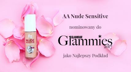 Podkład AA Nude Sensitive nominowany do Glamour Glammies
