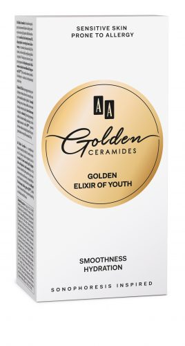 AA Golden Ceramides Golden elixir of youth, 15 ml