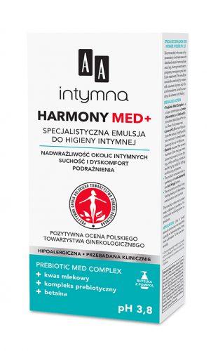 HARMONY MED+ pH 3,8