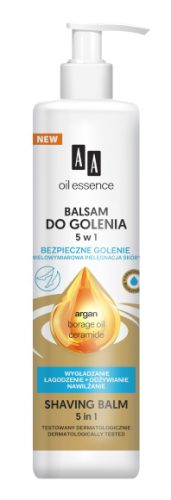 Balsam do golenia 5w1
