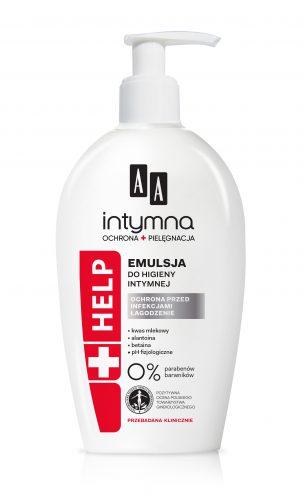 HELP Emulsja do higieny intymnej