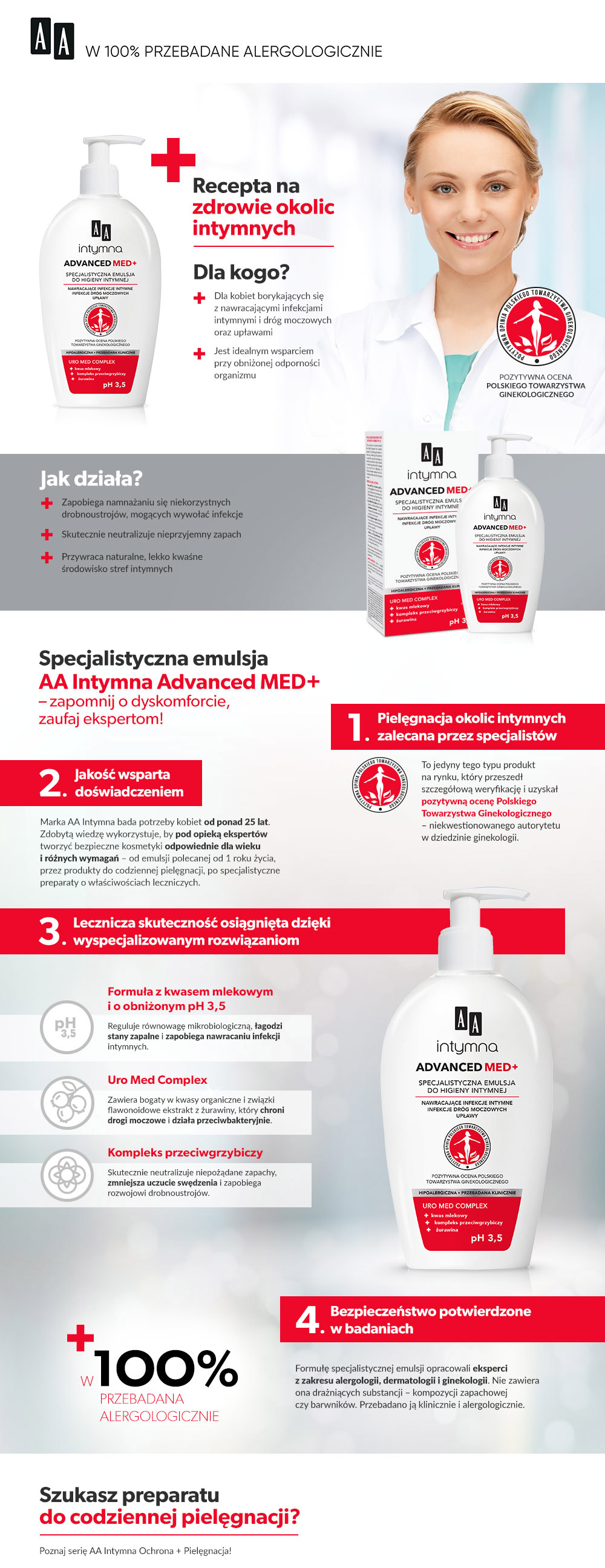 AA Intymna Advanced MED