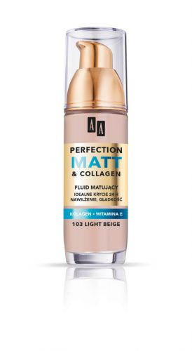 AA PERFECTION MATT&Collagen founadtion 105 35 ml