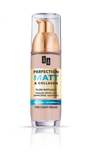 AA PERFECTION MATT&Collagen  109 35 ml