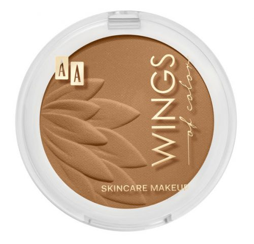 AA WINGS OF COLOR BRONZER MODELING 31 SIENNA