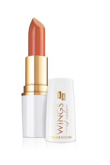 AA WINGS OF COLOR POMADKA CREME 46 JUICY PEACH 3,8G