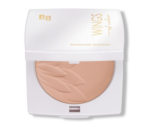 AA WINGS OF COLOR PUDER SILKY 94 RIVIERA