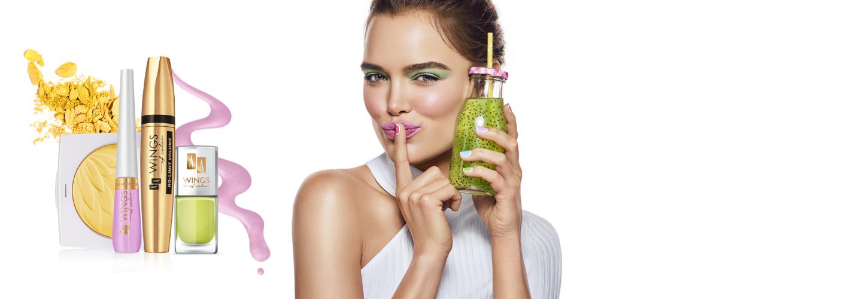 Sprawdź, gdzie kupisz kosmetyki domakijażu AA Wings of Color!