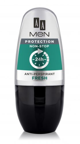AA Men Protection Non-Stop Anti-Perspirant Fresh, 50 ml