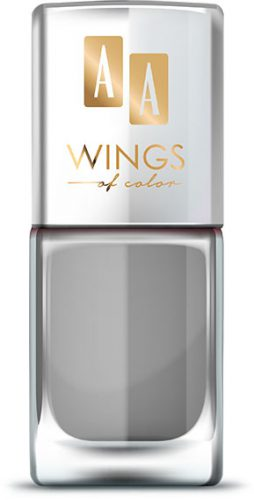 AA WINGS OF COLOR Oil Therapy Nail Lacquer 3 Grey Hibiscus 11ml