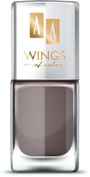 AA WINGS OF COLOR Oil Therapy Nail Lacquer 4 Soft Muscat 11ml