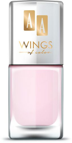 AA WINGS OF COLOR Oil Therapy Nail Lacquer 7 Nicoles Peony 11ml