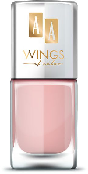 AA WINGS OF COLOR Oil Therapy Nail Lacquer 8 Water Lily 11ml