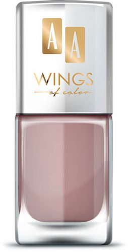 AA WINGS OF COLOR Oil Therapy Nail Lacquer 9 Almond Milk 11ml