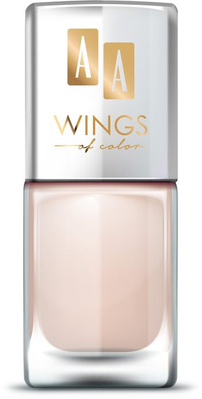 AA WINGS OF COLOR OIL THERAPY NAIL LACQUER 21 SPARKLY CINNAMON 11ML
