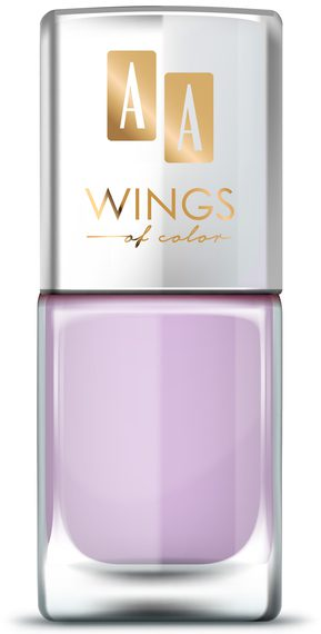 AA WINGS OF COLOR OIL THERAPY NAIL LACQUER 26 BRIGHT BERRY 11ML