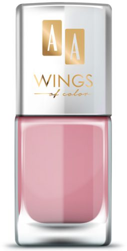 AA WINGS OF COLOR OIL THERAPY NAIL LACQUER 28 FANCY FIG 11ML