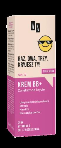 AA EMOJI Krem BB – cera jasna 30 ml