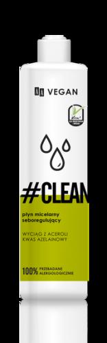 AA VEGAN Płyn micelarny seboregulujący, 250 ml