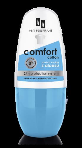 Anti-Perspirant Multifunctional 8 in 1 Cotton 24 h