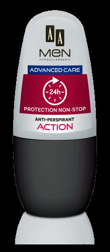 AA Men Protection Non-Stop Anti-Perspirant Action, 50 ml