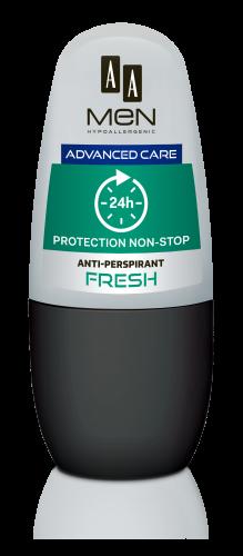 AA Men Protection Non-Stop Anti-Perspirant Fresh, 50 ml
