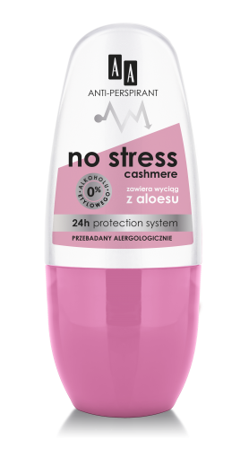 Anti-Perspirant Multifunctional 8 in 1 Cashmere 24 h