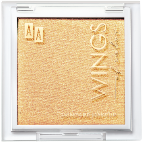 AA WINGS OF COLOR PRECIOUS HIGHLIGHTER POWDER 103 SAND GLOW 8G